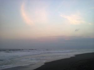 Sunset Pantai Pandansari