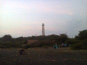 Mercusuar Pantai Pandansari