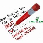 contreng ala KPU