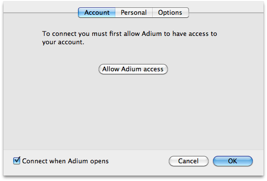Allow Access