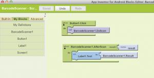 Tutorial Membuat Aplikasi Android Barcode Scanner - deptz